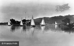 Trent Lock, Boat House c.1960, Long Eaton