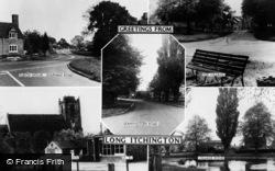 Long Itchington, Composite c.1955