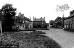 Long Itchington, The Village 1954
