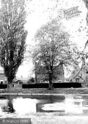 Long Itchington, Village Pond c.1955