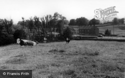 Bridge End c.1960, Long Preston