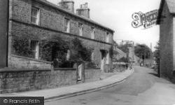 Church Road c.1960, Long Preston