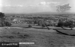 General View c.1960, Long Preston