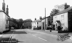 Main Road c.1960, Long Preston