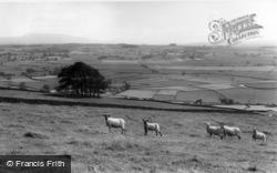 Ribblesdale c.1960, Long Preston