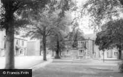The Memorial And Maypole Hotel c.1965, Long Preston