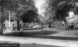 The Memorial c.1960, Long Preston