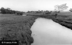 The River c.1960, Long Preston