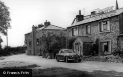 The Village c.1960, Long Preston