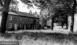 The Village Green c.1965, Long Preston