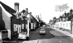 The Village c.1965, Long Stratton