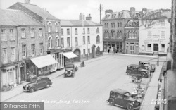 Long Sutton, Market Place c.1950