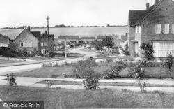 St Mary's Way c.1960, Longfield Hill