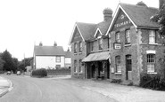Longfield Hill, The Green Man c1960