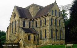 Brinkburn Priory 1990, Longframlington