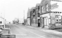 Longframlington, Front Street c.1960