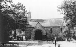 Longframlington, St Mary The Virgin Church c.1960