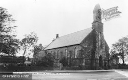 Longframlington, The Presbyterian Chapel c.1960