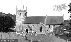 Longhope, All Saints Church c.1955