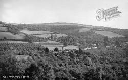 Longhope, The Playing Fields c.1955