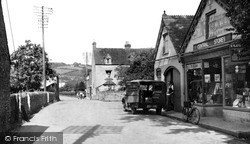 Longhope, The Village c.1955