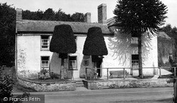 Longhope, The Yew Trees c.1955
