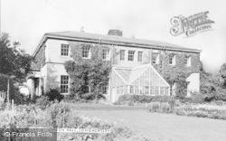 Longhorsley, Linden Hall c.1960