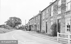 Longhorsley, Main Street c.1960