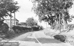 Longhorsley, South Road c.1960