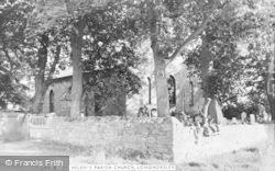 Longhorsley, St Helen's Parish Church c.1960