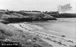 Longhoughton, Lowstead Beach c.1960