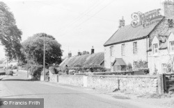 Longhoughton, South End c.1960