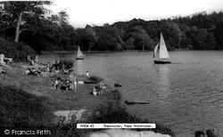 Longleat, Shearwater c.1965