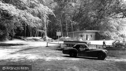 Longleat, Shearwater Yacht Club c.1966