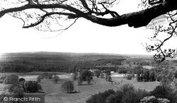 Longleat, View From Heavens Gate c.1960