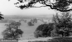Longleat, View From Heavens Gate c.1965