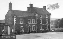 Longnor, Crewe And Harpur Arms Hotel c.1955