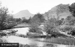 Dowel Dale c.1955, Longnor