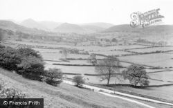 Longnor, General View c.1955