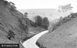 Glutton Dale c.1955, Longnor