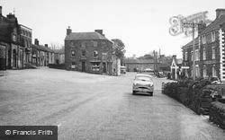 Longnor, Market Place c.1955