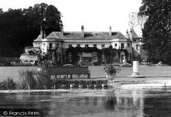 Longparish, Longparish House c.1960
