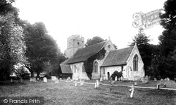 Longparish, St Nicholas Church 1899
