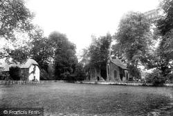 Longparish, The Church 1899