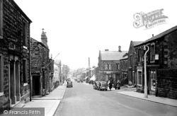 Longridge, Berry Lane c.1950