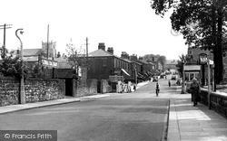 Longridge, Berry Lane c.1955