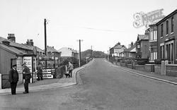 Longridge, Higher Road c.1955