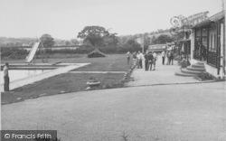 Longridge, Hothersall Boys Camp c.1955