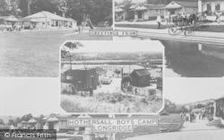 Longridge, Hothersall Boys' Camp Composite c.1955