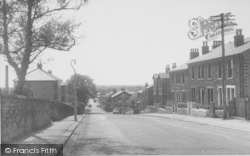 Longridge, Kestor Lane c.1960